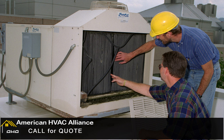 AIR CONDITIONING REPAIR and Maintenance Burbank California
