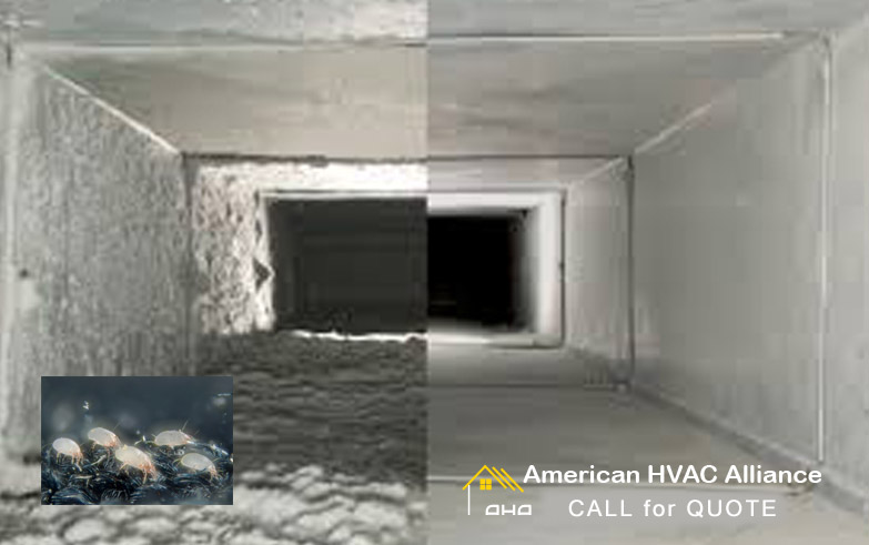 Air Duct & Vent Cleaning Services Santa Clarita California