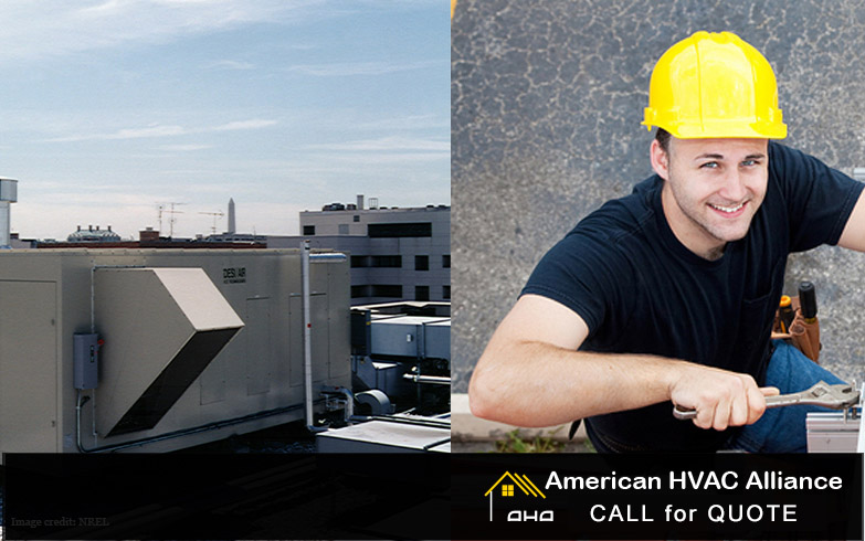 COMMERCIAL HVAC & Air Conditioning Installation, Repair and Maintenance Fuquay Varina North Carolina